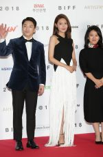 CHOI SOOYOUNG at Busan International Film Festival Opening Ceremony in South Korea 10/04/2018