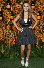 CHRISHELL STAUSE at 2018 Veuve Clicquot Polo Classic in Los Angeles 10/06/2018