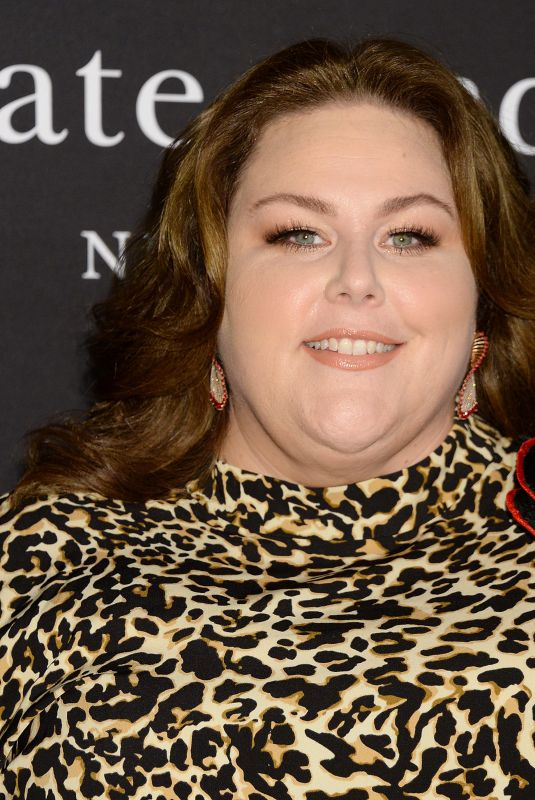 CHRISSY METZ at Instyle Awards 2018 in Los Angeles 10/22/2018