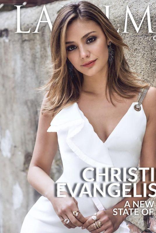 CHRISTINE EVANGELISTA in Lapalme Magazine, 2018