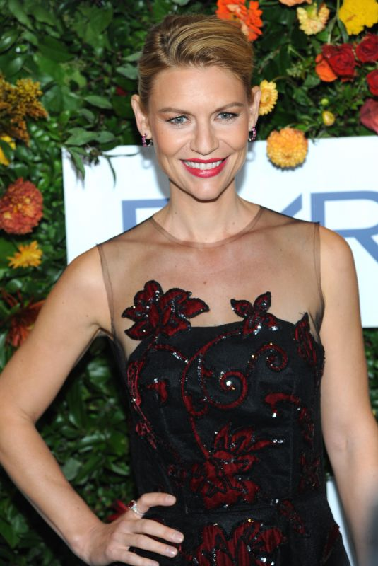 CLAIRE DANES at Hudson River Park Gala in New York 10/11/2018