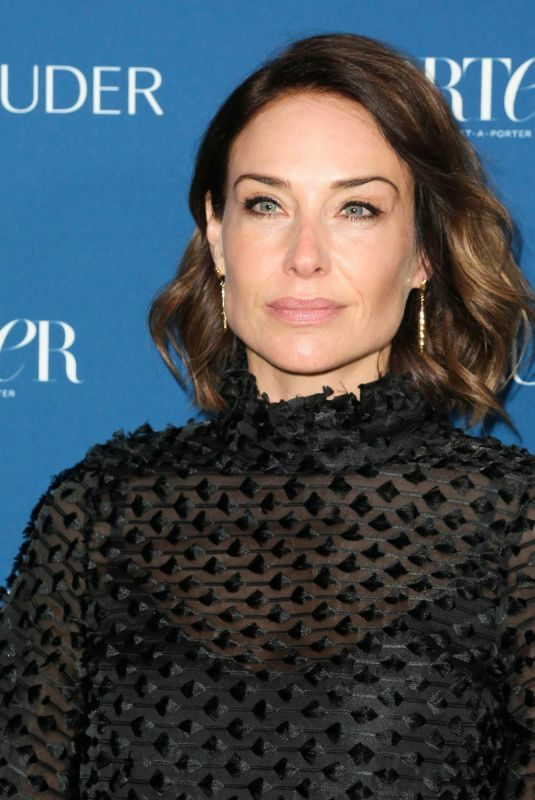 CLAIRE FORLANI at Porter's Incredible Women Gala in Los Angeles 10/09/2018