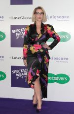 CLAIRE RICHARDS at Specsavers Spectacle Wearer of the Year Party in London 10/24/2018