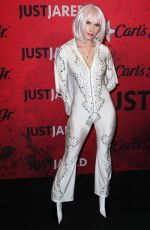CLAUDIA LEE at Just Jared Halloween Party in West Hollywood 01/27/2018