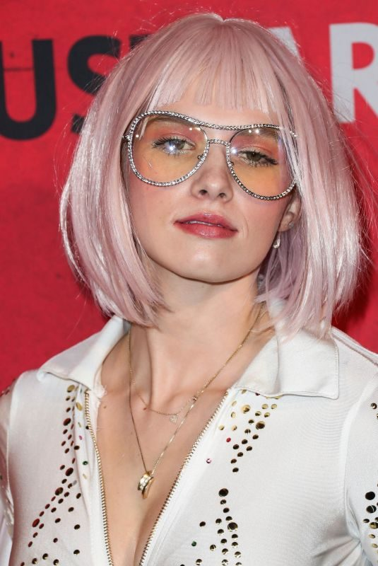 CLAUDIA LEE at Just Jared Halloween Party in West Hollywood 10/27/2018