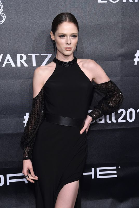 COCO ROCHA at Gabrielle's Angel Foundation Angel Ball 2018 in New York 10/22/2018