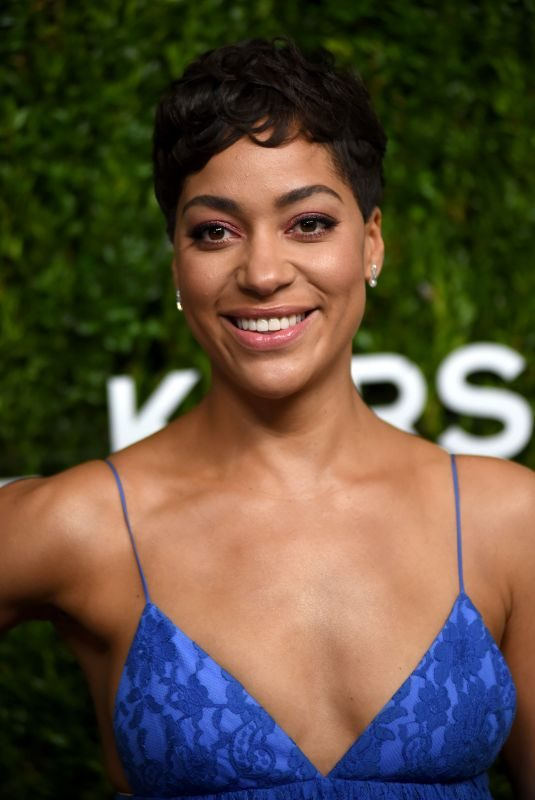 CUSH JUMBO at God's Love We Deliver Golden Heart Awards in New York 10/16/2018
