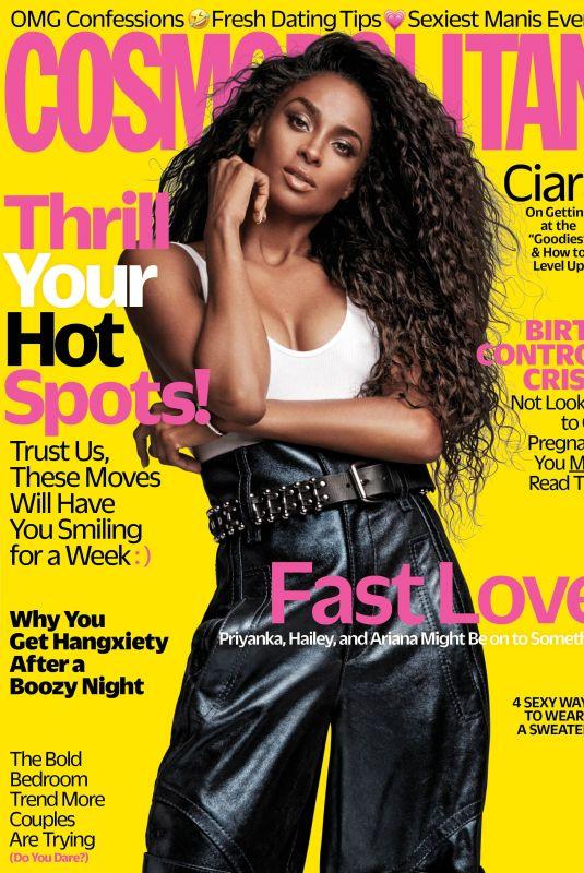 CUTE in Cosmopolitan Magazine, November 2018