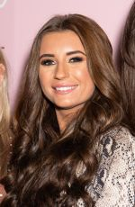 DANI DYER at In the Style Collection Launch Party in London 10/10/2018
