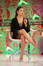 DANICA PATRICK at Fortune Most Powerful Women Summit 2018 in Laguna Niguel 10/02/2018