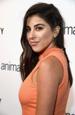 DANIELLA MONET at Animal Equality