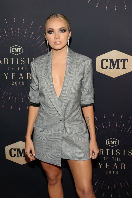 DANIELLE BRADBERY at CMT Artists of the Year 2018 in Nashville 10/17/2018