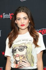 DANIELLE CAMPBELL at Tell Me a Story Premeire at New York Comic-con 10/05/2018