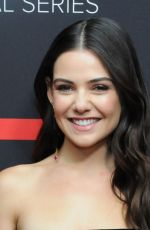 DANIELLE CAMPBELL at Tell Me A Story Premiere in New York 10/23/2018