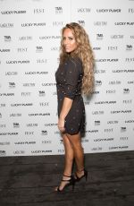 DANIELLE MASON at Ellie Jones and Keiran Nicholls Launch New Fake Tan Range in London 10/17/2018