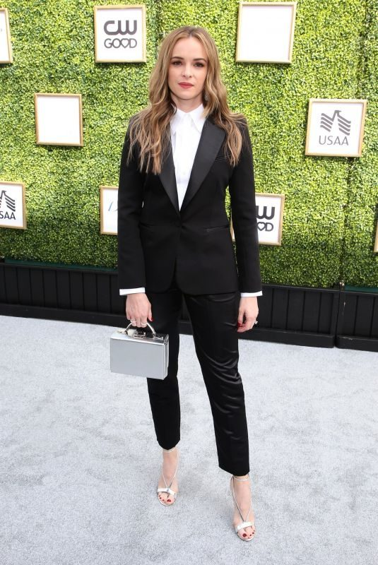 DANIELLE PANABAKER at CW Network's Fall Launch in Burbank 10/14/2018