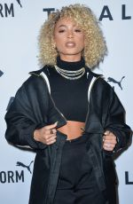 DANILEIGH at Tidal x Brooklyn at Barclays Center in New York 10/23/2018