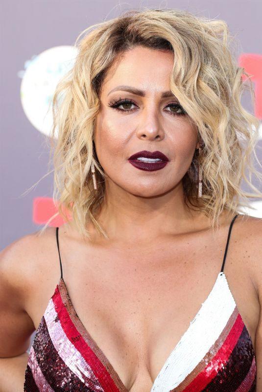 DAYANA GARROZ at Latin American Music Awards 2018 in Los Angeles 10/25/2018