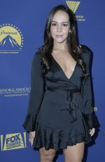 DENA KAPLAN at Australians in Film Awards in Los Angeles 10/24/2018
