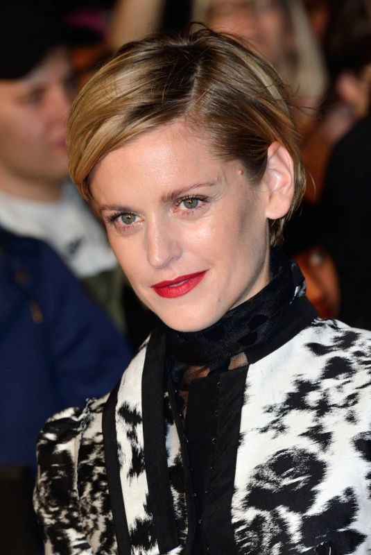 DENISE GOUGH at Colette Premiere at BFI London Film Festival 10/11/2018