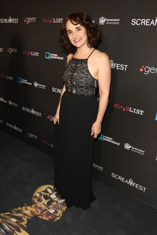 DIANE FRANKLIN at The Amityville Murders Premiere in Hollywood 10/09/2018