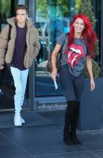 DIANNE BUSWELL Heading to Strictly Come Dancing in London 09/29/2018