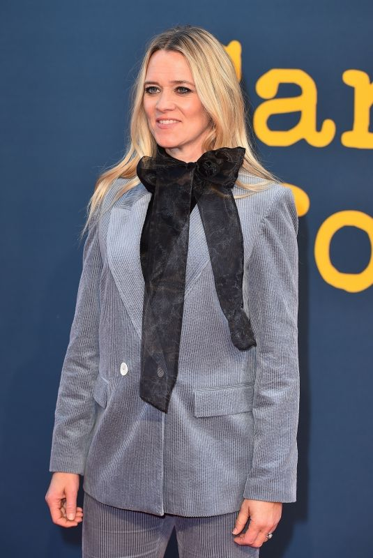 EDITH BOWMAN at Can You Ever Forgive Me? Premiere at BFI London Film Festival 10/19/2018