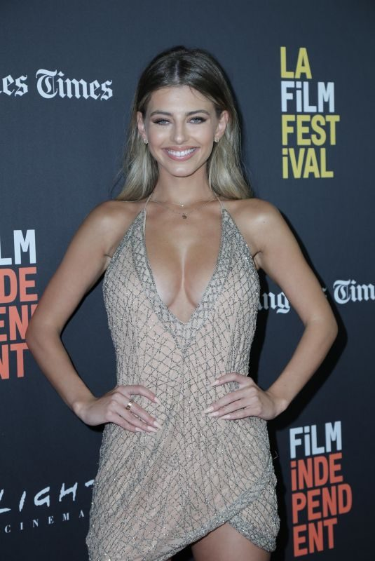 ELIANA JONES at Nomis Premiere at LA Film Festival 09/28/2018