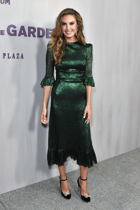 ELIZABETH CHAMBERS at Hammer Museum Gala in Los Angeles 10/14/2018