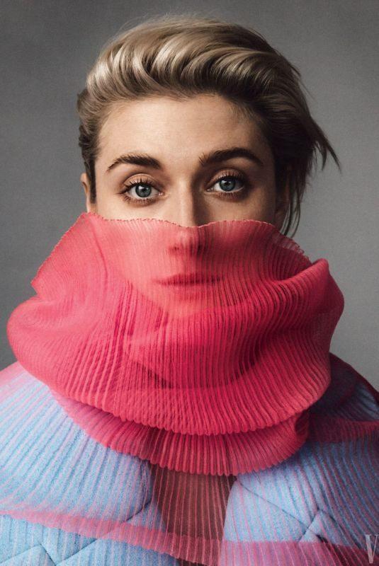 ELIZABETH DEBICKI for Vanity Fair Magazine, November 2018