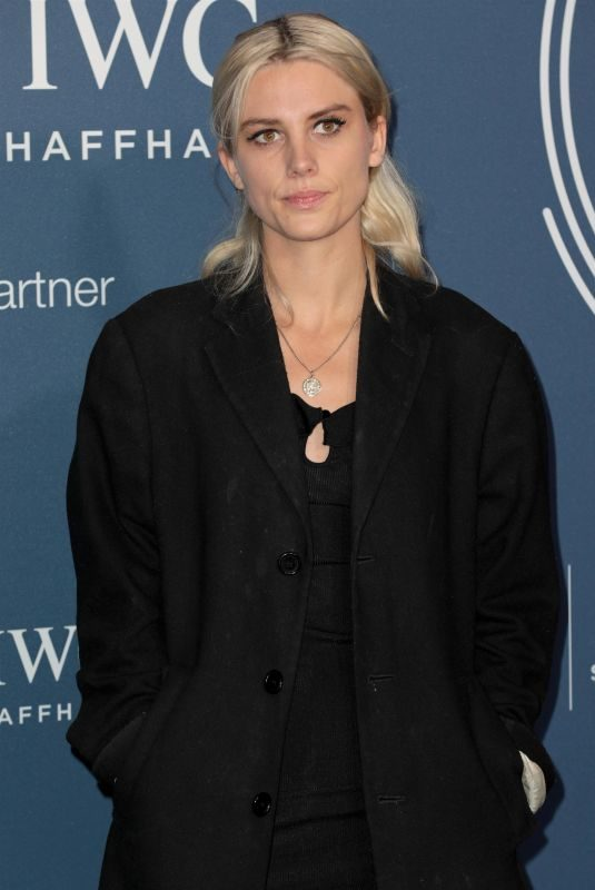 ELLIE ROSWELL at IWC Schaffhausen Gala Dinner in London 10/09//2018