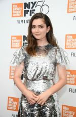 EMILY ROBINSON at Private Life Red Carpet and Cocktail Reception in New York 10/01/2018