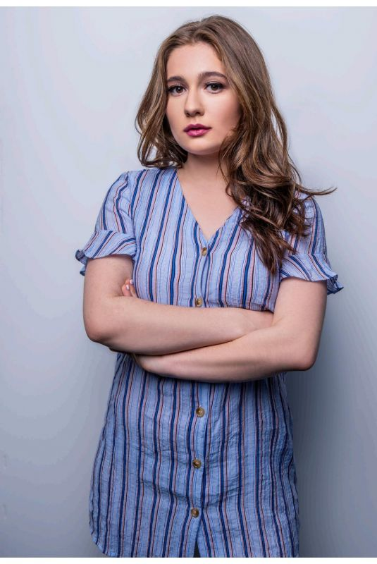 EMMA KENNEY in Regard Magazine, October 2018