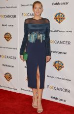 ERIN FOSTER at Barbara Berlanti, F--k Cancer Benefit in Los Angeles 10/13/2018