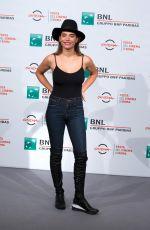 EVA DE DOMINCI at Sangre Blanca Photocall at Rome Film Festival 10/19/2018