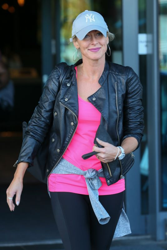 FAYE TOZER Heading to Strictly Come Dancing in London 09/29/2018
