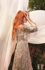 FLORENCE WELCH in Elle Magazine, UK November 2018