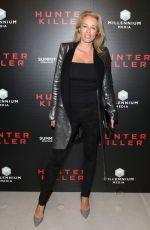FREDERIQUE VAN DER WAL at Hunter Killer Premiere in New York 10/22/2018