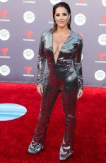 GABY ESPINO at Latin American Music Awards 2018 in Los Angeles 10/25/2018