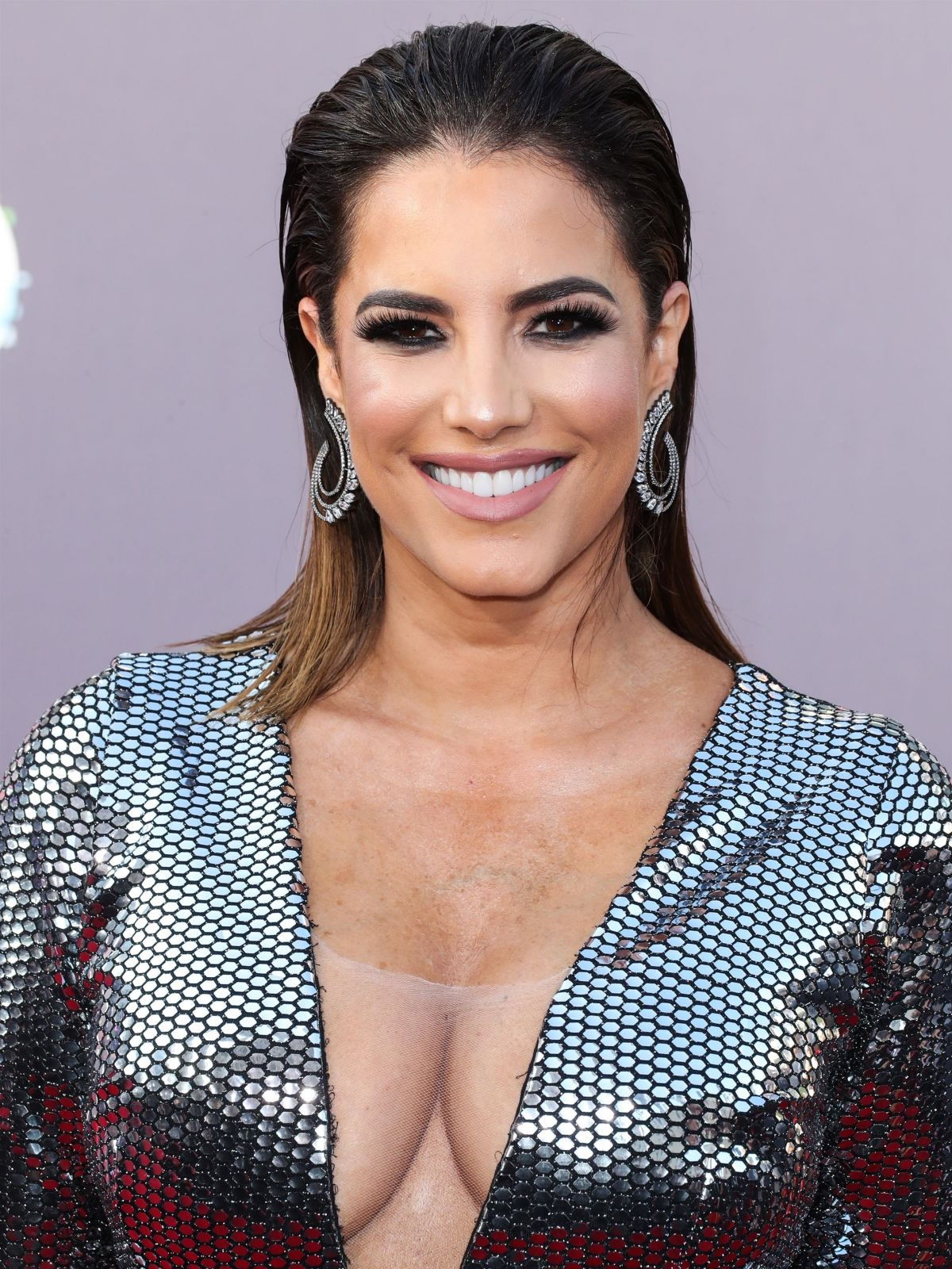 Gaby Espino At Latin American Music Awards 2018 In Los Angeles