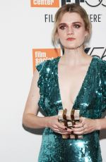 GAYLE RANKIN at Her Smell Premiere in New York 09/29/2018