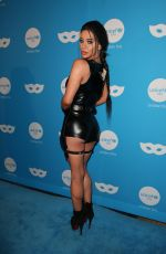 GIGI GORGEOUS at Unicef Masquerade Ball in Los Angeles 10/25/2018