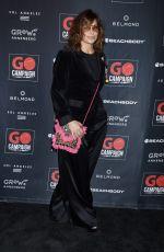 GINA GERSHON at GO Campaign Gala in Los Angeles 10/20/2018