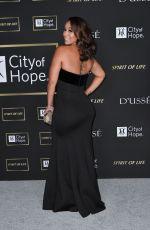 GLORIA GOVAN at City of Hope Gala in Los Angeles 10/11/2018