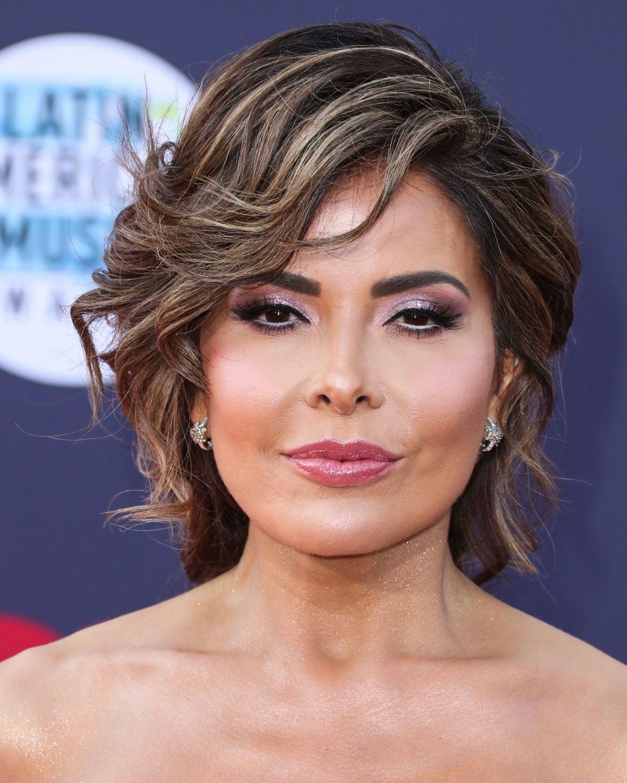 GLORIA TREVI at Latin American Music Awards 2018 in Los ...