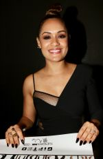 GRACE BYERS at The Gifted Panel at New York Comic-con 10/07/2018