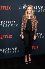 HALEY MURPHY at The Kindergarten Teacher Screening in New York 10/09/2018