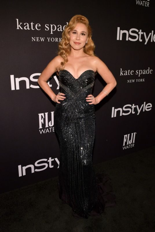 HALEY REINHART at Instyle Awards 2018 in Los Angeles 10/22/2018
