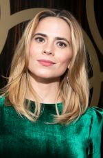 Hayley Atwell At Measure For Measure Party In London 10112018