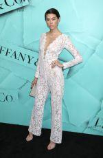 HIKARI MORI at Tiffany & Co. Celebrates 2018 Tiffany Blue Book Collection in New York 10/09/2018
